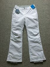 COLUMBIA Women's Arctic Trip Snow/Ski Pants  Medium Regular/White  New with Tags