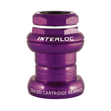 IRD Technoglide Headset 1in Threaded Purple Sealed Bearing Road MTB Urban