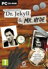 The Mysterious case of Dr Jekyll and Mr Hyde, PC CD-Rom Game.