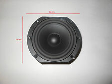 "Precision Acoustics Original 5.25""  woofer speaker driver - 6 mounting from BT5M"