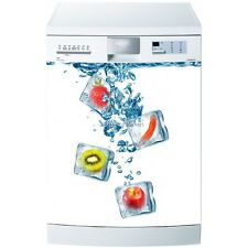 Magnet geschirrspülmaschine Frucht und Eiswürfel 60x60cm ref 644 644