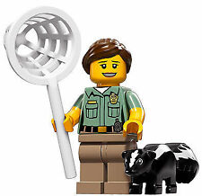 LEGO 71011 ANIMAL CONTROL NO.8 MINIFIGURE SERIES 15 NEW