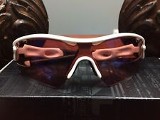 NEW OAKLEY Radar Path Pearl White Sunglass 24-410J FAST FREE SHIPPING!!!