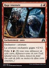 MTG Magic SOI FOIL - Senseless Rage/Rage insensée, French/VF
