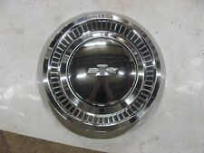 NOS 1964 64 Bel Air Biscayne Chevy Dog Dish Hub Cap 409 SS #1 Chevrolet