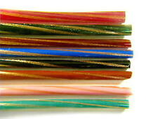 1lb Devardi Glass Rods Lampwork COE 104~Luster Twisties