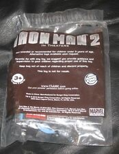 2010 Iron Man 2 Burger King Kid's Meal Toy - War Machine
