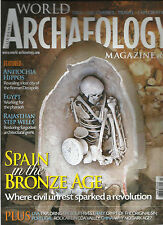 CURRENT WORLD ARCHAEOLOGY MAGAZINE, FEBRUARY / MARCH, 2015  ISSUE,69  VOL.6 NO.9