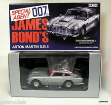 Corgi 50th anniversary 04206 007 James Bond Thunderball Aston Martin DB5 Silver