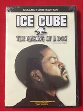 Ice Cube - The Making of a Don Collector's Edition (DVD, 2003) NWA (Rap) OG NEW!
