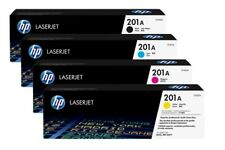 10 Virgin Empty HP CF400A CF401A CF402A CF403A Laser Cartridges 201A INTROS