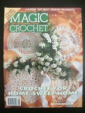 Magic Crochet Magazine #109 August 1997