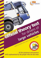 The Official Theory Test for Drivers of Large Vehicles (Driving Skills), Driving
