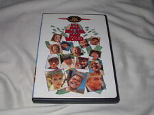 It's a Mad, Mad, Mad, Mad World (1963) DVD Spencer Tracy Jonathan Winters Comedy