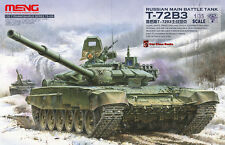 Meng TS-028 1/35 Russian T-72B3 Main Battle Tank Model Kit