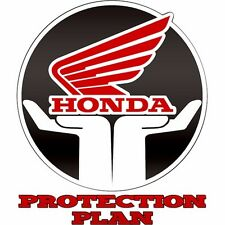 Honda Motorcycle Factory Extended Warranty - HPP - Touring Motorcycles 60 Month