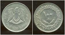 LIBYE  100  dirhams  1975  ( bis )