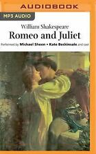 Romeo and Juliet (Naxos) by William Shakespeare (2016, MP3 CD, Unabridged)