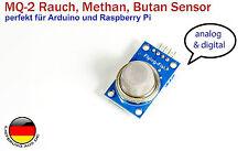 MQ-2 Rauch Methan Butan Gas Sensor Modul Sensormodul LM393 Arduino Raspberry Pi