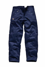 WD814 Dickies Redhawk Action Combat Work Wear Cargo Trousers Knee Pads Free P&P