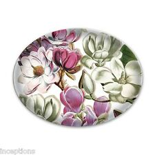 Michel Design Works Glass Soap Dish Magnolia - NEW