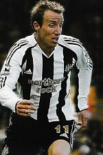 Football Photo LEE BOWYER Newcastle United 2005-06