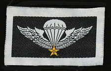 Woven cloth ARVN Para wings