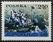 Poland 1971 SG#2104 Moon Flight Of Apollo 15 MNH #A83726