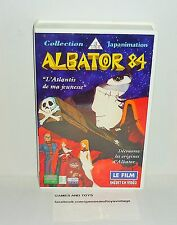 VIDEO VHS ALBATOR 84 L'ATLANTIS DE MA JEUNESSE LE FILM