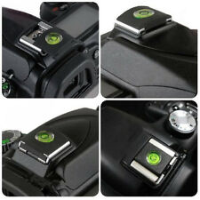 3Pc Hot Shoe Bubble Spirit Level Protector Cap For DSLR Camera Cover Canon Nikon