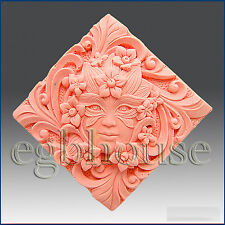 2D silicone Soap/polymer/clay/cold porcelain mold – Muse Tile