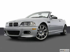 BMW: M3 Base Convertible 2-Door