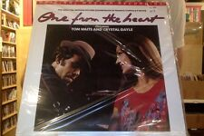 Tom Waits and Crystal Gayle One from the Heart OST 2xLP sealed vinyl MFSL MOFI