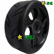 2pcs RC 1/8 On Road Tyre Tires & Wheels - Redcat HPI HSP Traxxas Kyosho Car