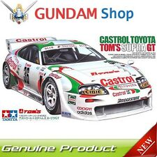 TAMIYA Toyota Castrol  Tom's Supra GT  1/24 sports car No.163 code  24163 JAPAN