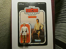 Vintage Star Wars Luke Skywalker (Brown Hair) - 1980 - Rare ESB 41 Back - (MOC)