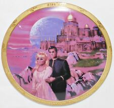 STAR TREK Original Series THE MENAGERIE Plate HAMILTON COLLECTION by ERNST