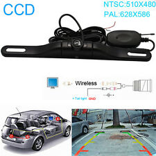 Wireless Car Rear View CCD 170°wide angle Forward Camera Reverse Backup Parking
