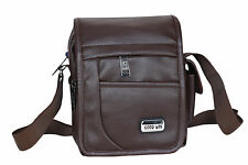New Stylish Side Sling Bag Shoulder Bag Messenger Leather Bag For Men's/ Gents