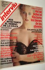 INTERVIU # 281 / MASSIEL Spanish magazine 1981 - Complete with supplement!!!
