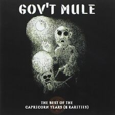 Gov't Mule - Best of the Capricorn Years, 2CD Neu
