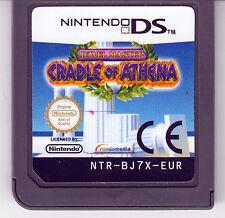 Jewel Master : Cradle of Athena - Jeu Nintendo DS - (Cartouche seule)