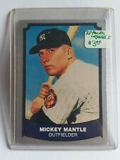 1991 Topps Archives 1953 #82 Mickey Mantle : New York Yankees