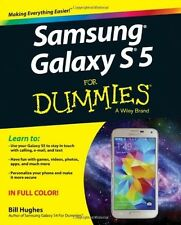 Samsung Galaxy S5 For Dummies (For Dummies (Computer/Tech)) by Bill Hughes