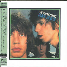 ROLLING STONES-BLACK AND BLUE-JAPAN MINI LP PLATINUM SHM-CD I50