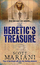 The Heretic's Treasure (Ben Hope 4),ACCEPTABLE Book