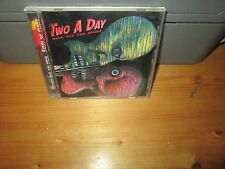 TWO A DAY - WAIT FOR THE SOUND rare Music cd 10 Songs 2002