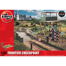 Airfix Frontier Checkpoint (Scale 1:32) Model Kit NEW
