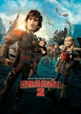 How To Train Your Dragon 2 Movie Poster 24inx36in
