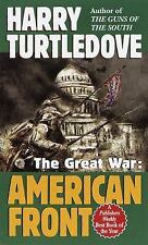 American Front by Harry Turtledove (The Great War Series #1) (1999 PB) DD769
